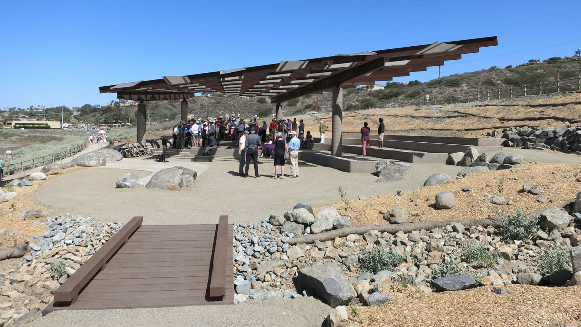 San Dieguito River Park Birdwing Open Air Classroom Primary 2
