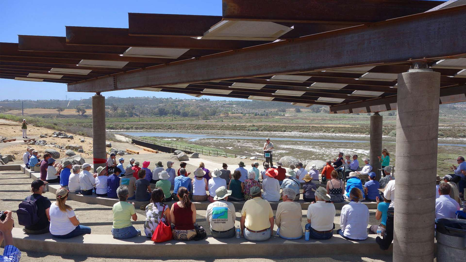 San Dieguito River Park Birdwing Open Air Classroom Primary 3